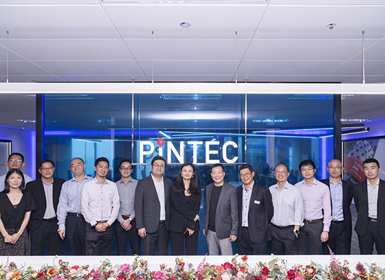 Beijing-based fintech company Pintec launches int'l headquarters in Singapore